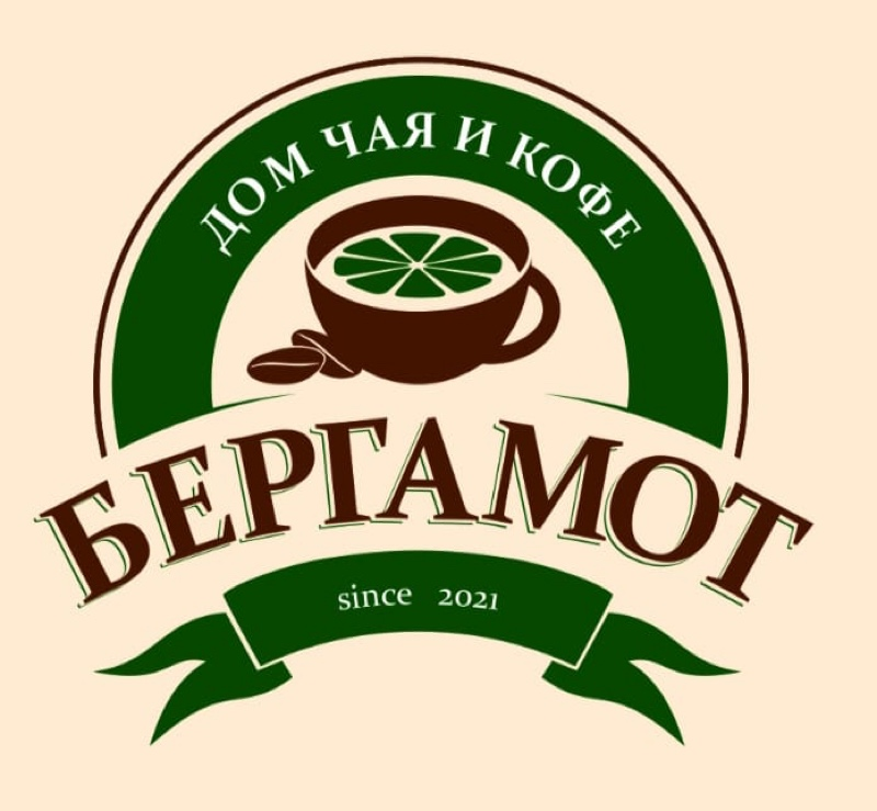 логотип компании Бергамот