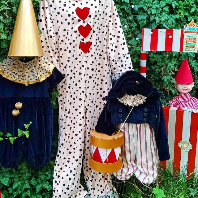 Винтаж цирковые костюмы 🃏🎪🎠🎪🎠🎪🃏
