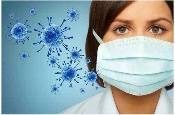 Число инфицированных коронавирусом в  Азовском районе (11)
