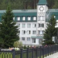 Лечебный корпус Алтай-West, Больница для взрослых, belokuriha