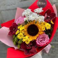 Buton, цветочная мастерская, irkutsk