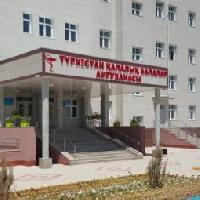 Туркестанская городская детская больница, Детская больница, turkestan