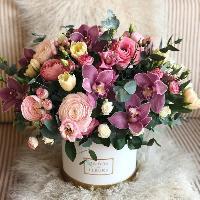 Фантазия, Доставка цветов, цветочный магазин, zhigulyovsk