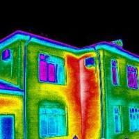 Тепловизионное обследование, Энергоаудит, magadan