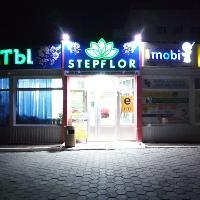 Stepflor, Магазин цветов Степфло, stepnogorsk