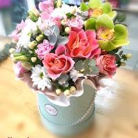 flowerboutiquemargo, Салон цветов, krasnouralsk