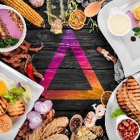 Этаж | Доставка еды, Доставка еды, mojga