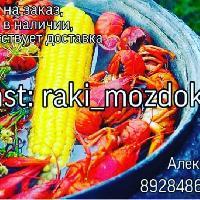 @raki_mozdok, Продажа живых и варёных раков., mozdok