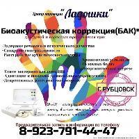 Центр биоакустической коррекции Ладошки, Биоакустическая коррекция головного мозга, кислородная терапия, rubcovsk