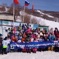 Секция сноуборда и горных лыж, , magadan