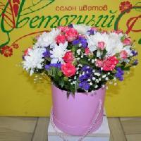 Салон цветов Цветочный Рай, Магазин цветов, Доставка цветов и букетов, kartaly
