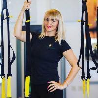 Ekaterina Andrus, Fitness, aktau