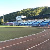 Стадион Спартак, Стадион, gornoaltaysk