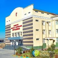 Областная детская поликлиника, Детская поликлиника, shymkent