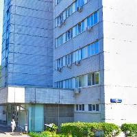 Городская поликлиника № 201, филиал № 3, Поликлиника для взрослых, zelenograd