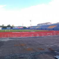 Центральный, стадион, kurgan