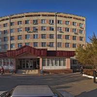 Городская поликлиника, Поликлиника для взрослых, essentuki