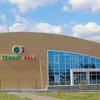 Спортивный комплекс Теннис Холл, Теннис, фитнес-центр, тренажерный зал, аэробика,  хореография, leninogorsk