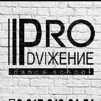 Pro. Dviжение, Фитнес-клуб, Школа танцев, Творческий коллектив, nch